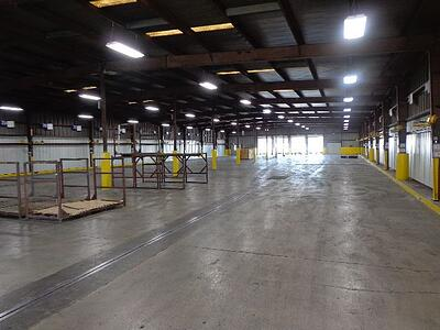 Available Warehousing and Distribution Space in Chattanooga, Tennessee